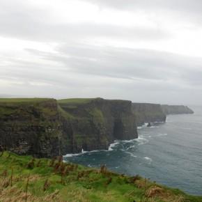 Los acantilados de Moher, la Irlanda más salvaje