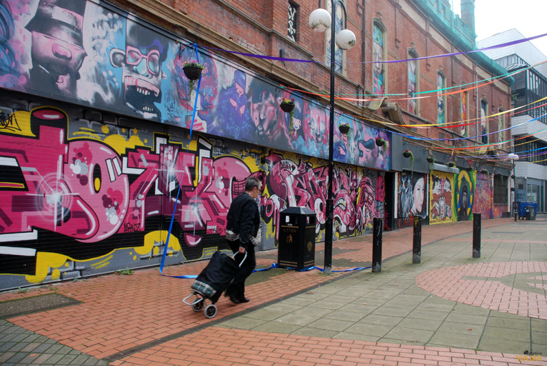 Lower Garfield Street. Belfast