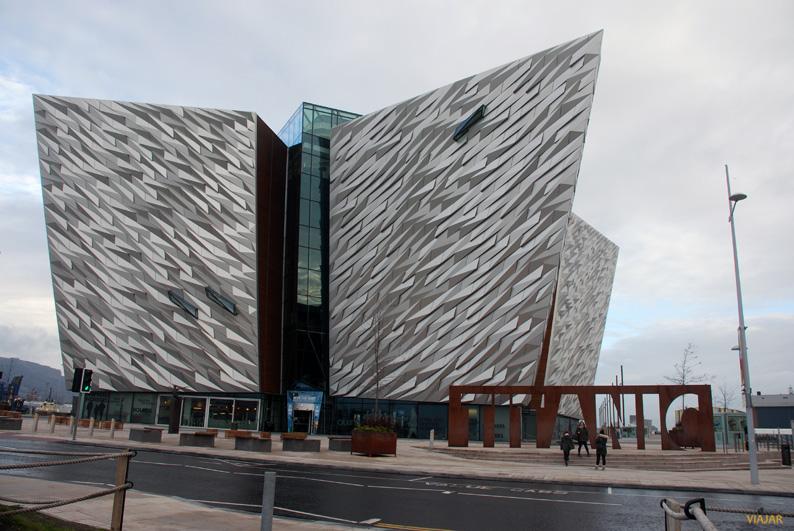 Titanic Belfast. Belfast