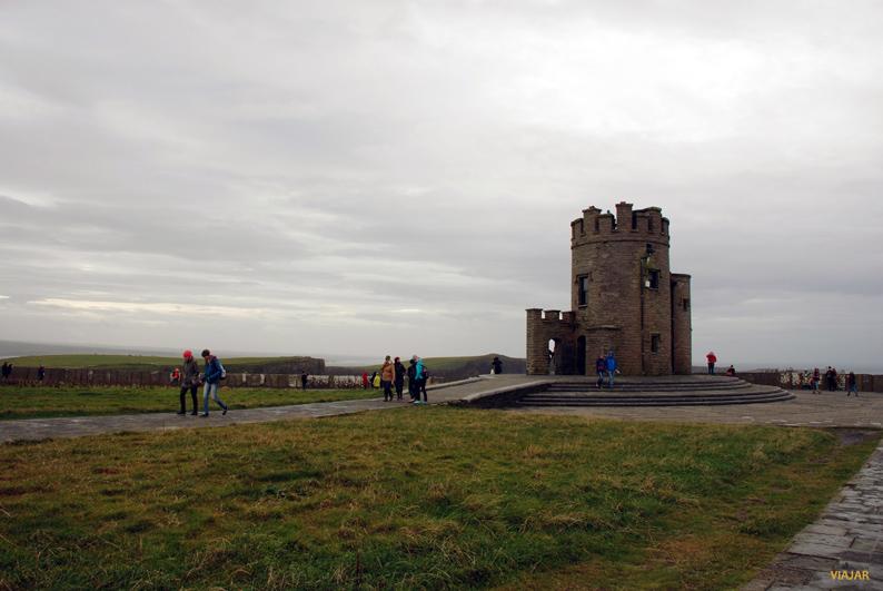Torre de O'Brien. Acantilados de Moher