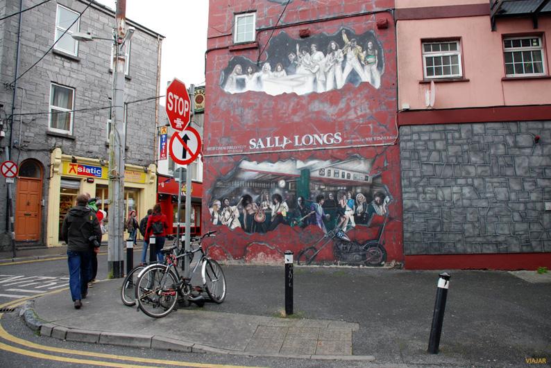 Callejeando por Galway