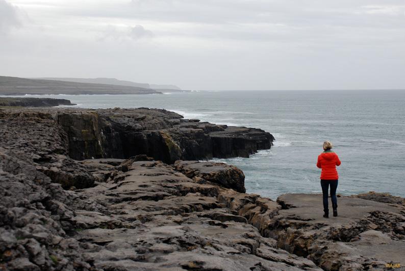 El Burren. Irlanda