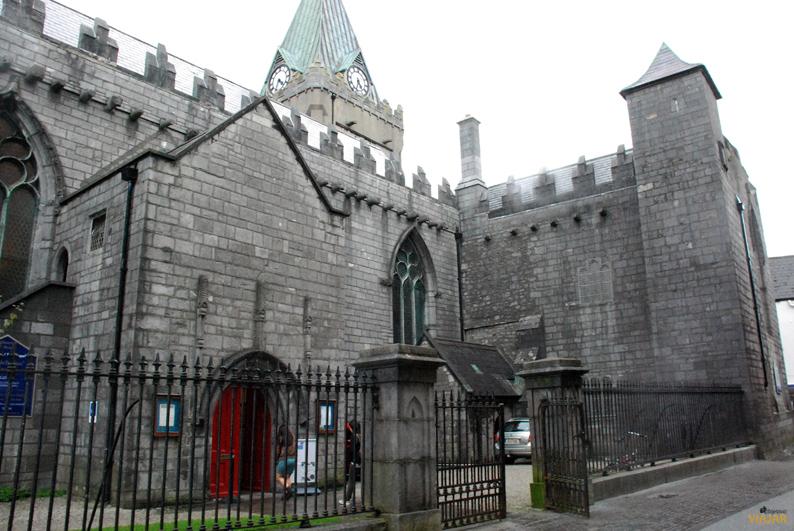 Iglesia Colegiata de San Nicolás. Galway