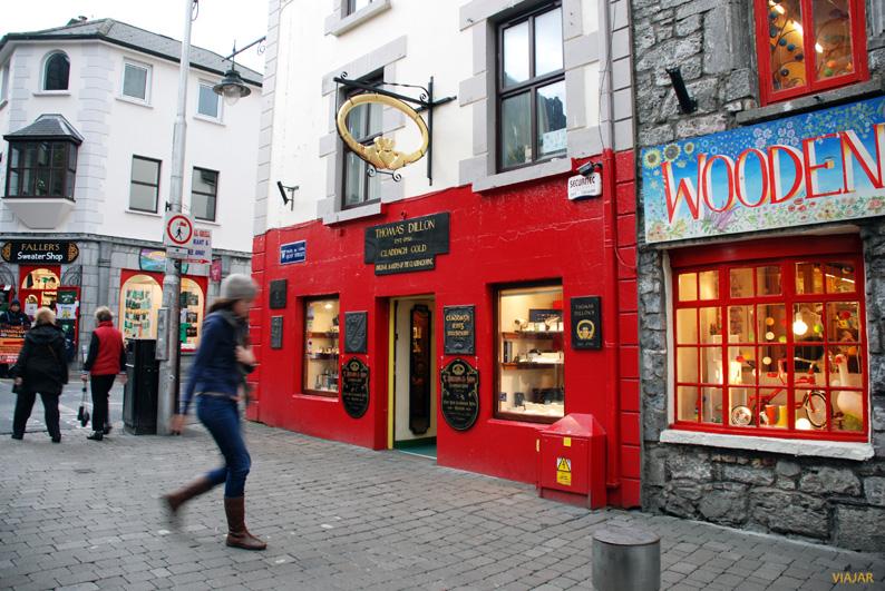 Joyería Thomas Dillon's. Galway