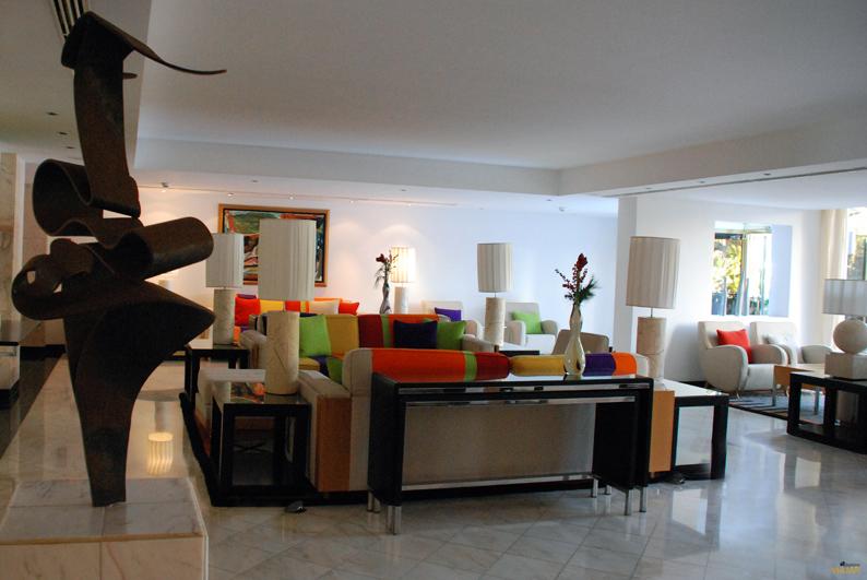 Lobby. Seaside Palm Beach