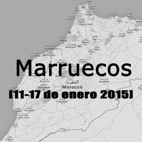 Próximo destino: Marruecos