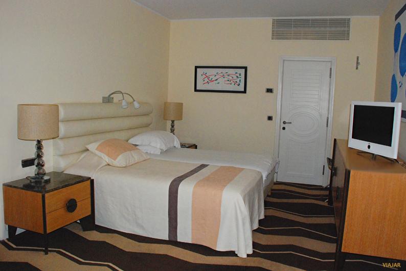 Mi habitación en el Seaside Palm Beach