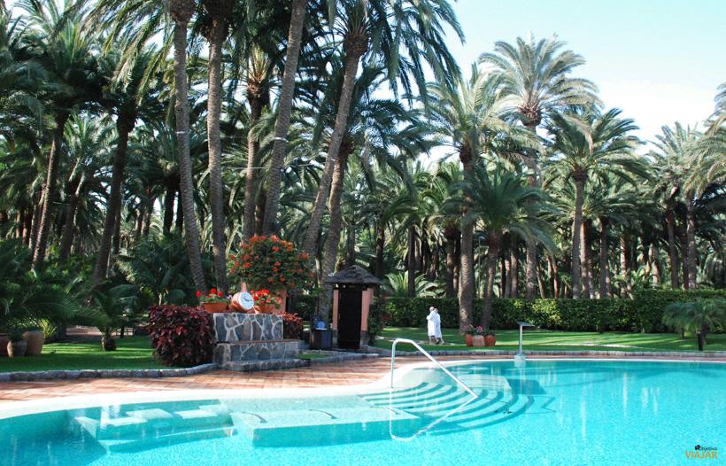Piscina Talaso. Seaside Palm Beach