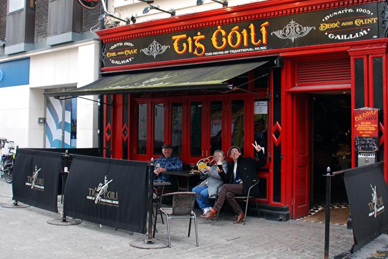 Pub Tig Cóili. Galway