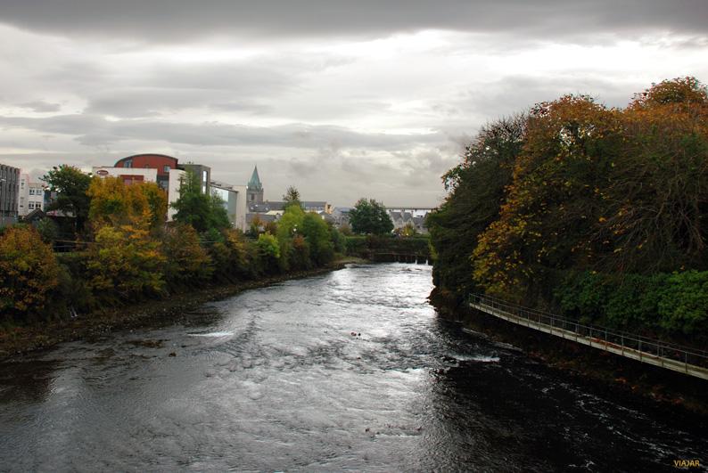 Río Corrib, Galway