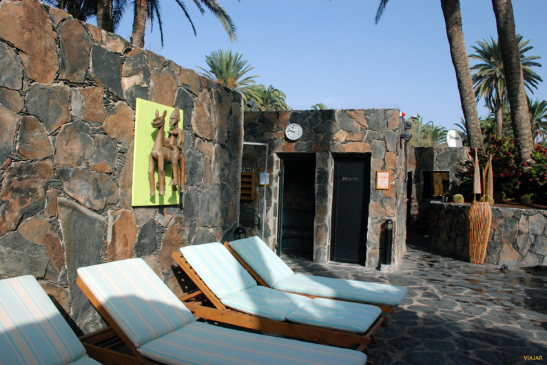 Spa. Seaside Palm Beach