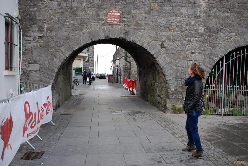 Spanish Arch. Galway