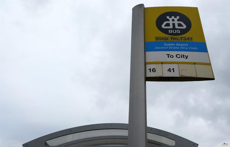 Dublin Bus. Como ir del aeropuerto de Dublin al centro