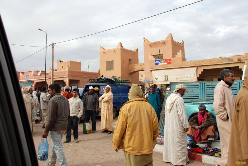 Tazarine. Marruecos