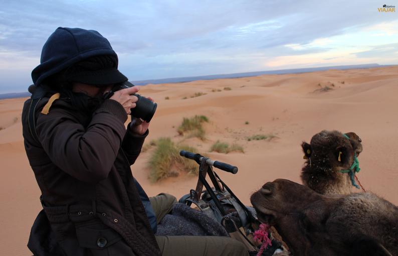 Un posado en toda regla. Marruecos