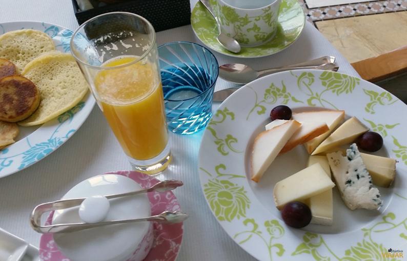 Desayunos cinco estrellas. Hotel Royal Mansour. Marrakech