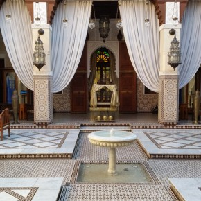 Hotel Royal Mansour (Marrakech)