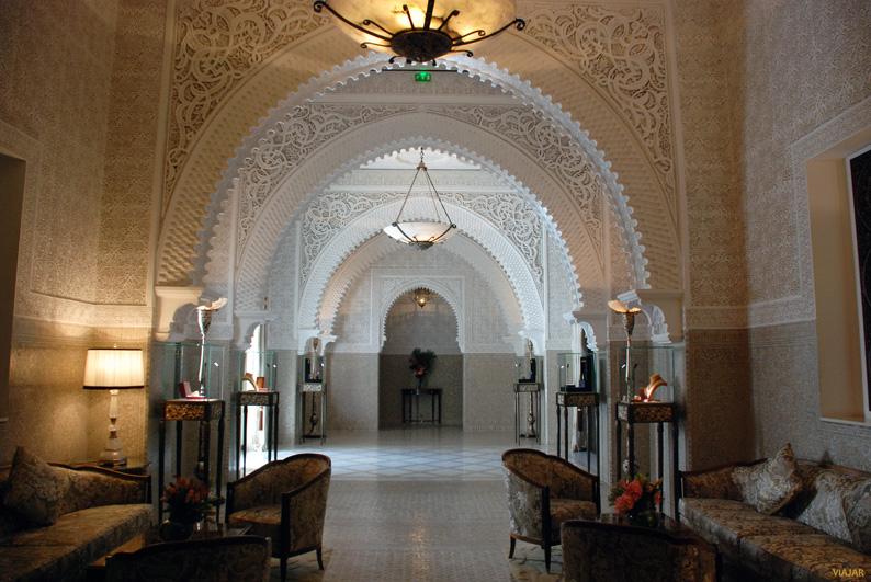 Joyería. Hotel Royal Mansour. Marrakech