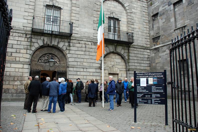 Kilmainham Gaol. Dublín