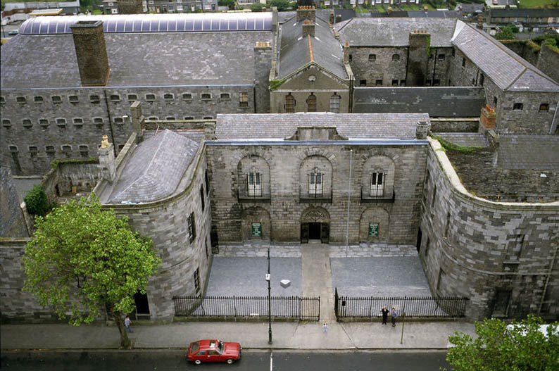 Kilmainham Gaol. Government of Ireland National Monuments Service