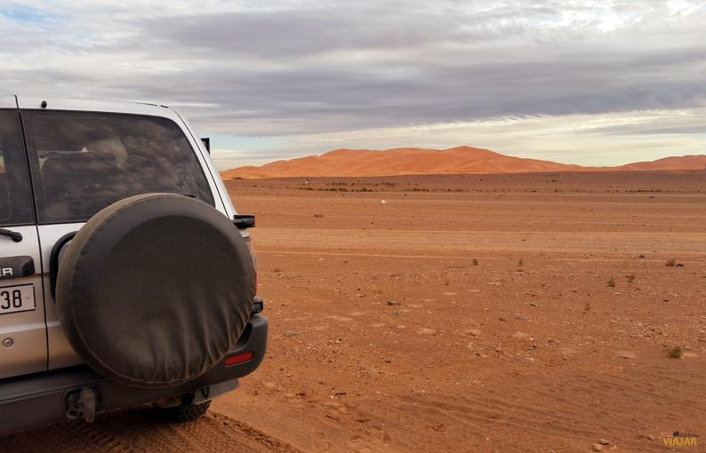 A las puertas del desierto. Marruecos