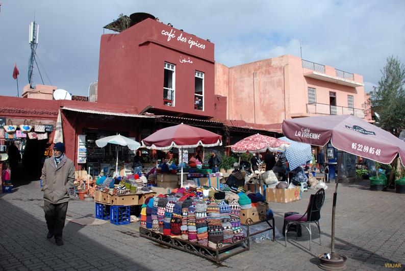 Café des Épices. Marrakeck