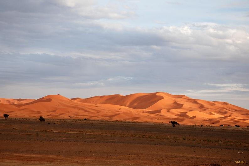 Erg Chebbi. Marruecos