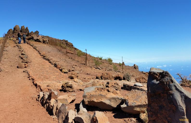 Mirador del Roque de los Muchachos. La Palma