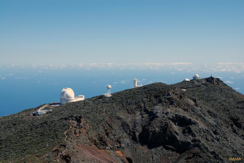Observatorio Astrofísico del Roque de los Muchachos. La Palma