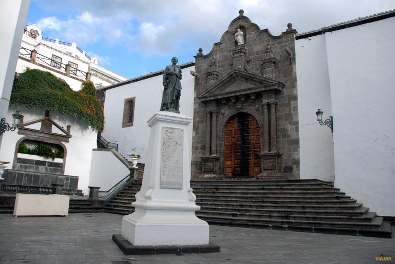 Plaza de España. Santa Cruz de La Palma