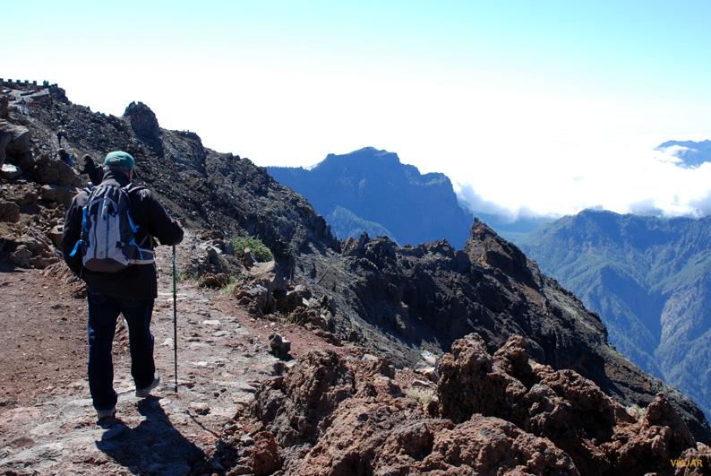 Roque de los Muchachos, isla de La Palma