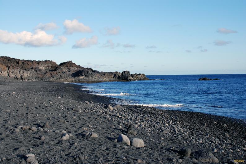 Playa de Echentive. Fuencaliente. La Palma