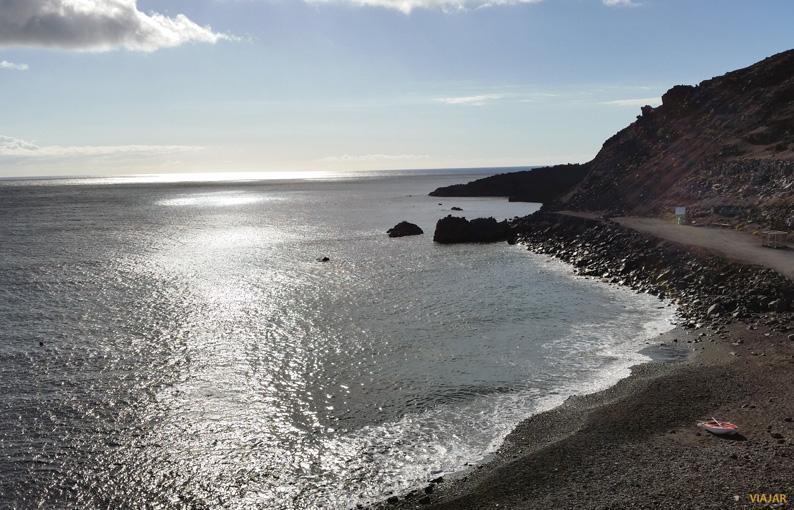 Playa del Faro. Fuencaliente. La Palma