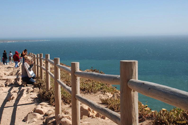 Captando la belleza del Cabo da Roca