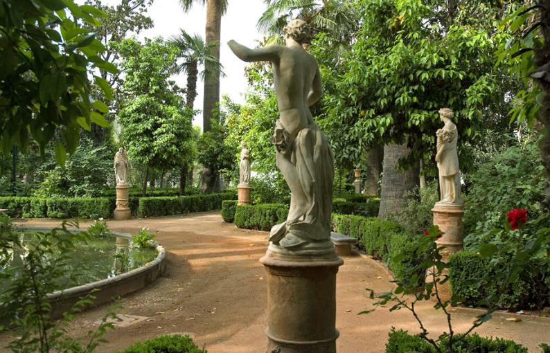 Carmen de los Mártires, Granada