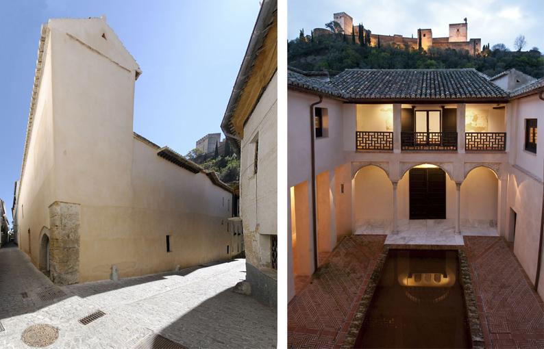 Casa de Zafra. Granada