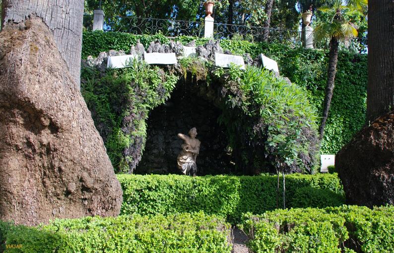 Jardín de los Mártires. Granada