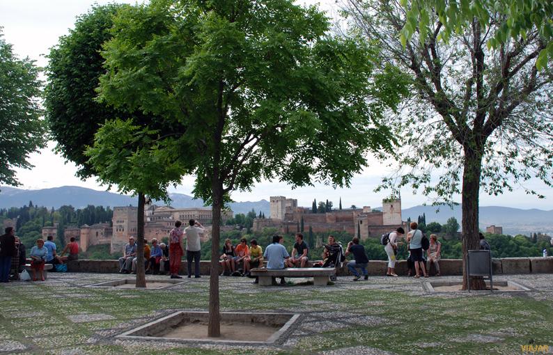 Mirador de San Nicolás. Granada