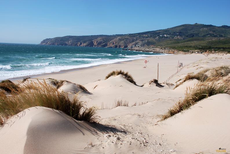 Playa de Guincho. Portugal