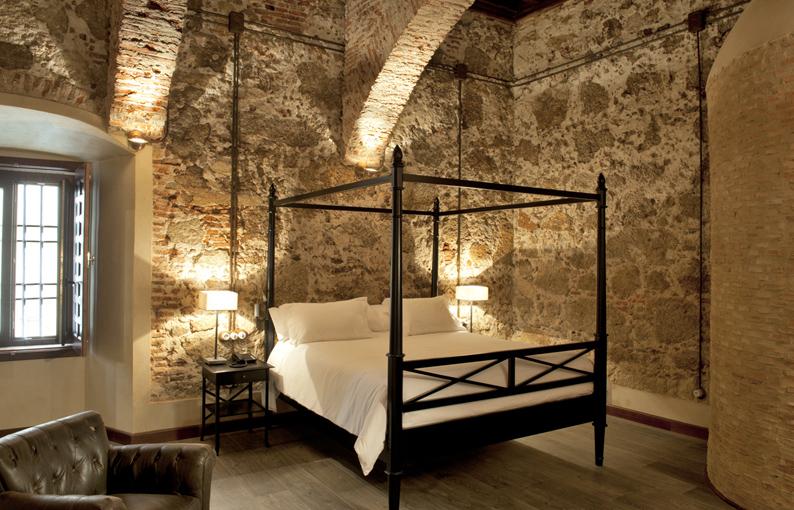 Suite 001. Hotel Palacio Carvajal Girón