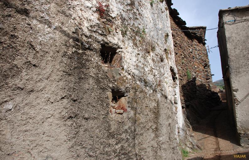 Callejeando por el casco viejo de El Gasco. Las Hurdes