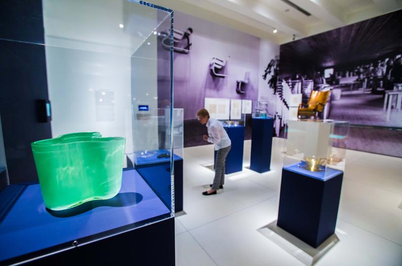 Alvar Aalto 1898-1976. Caixaforum Madrid
