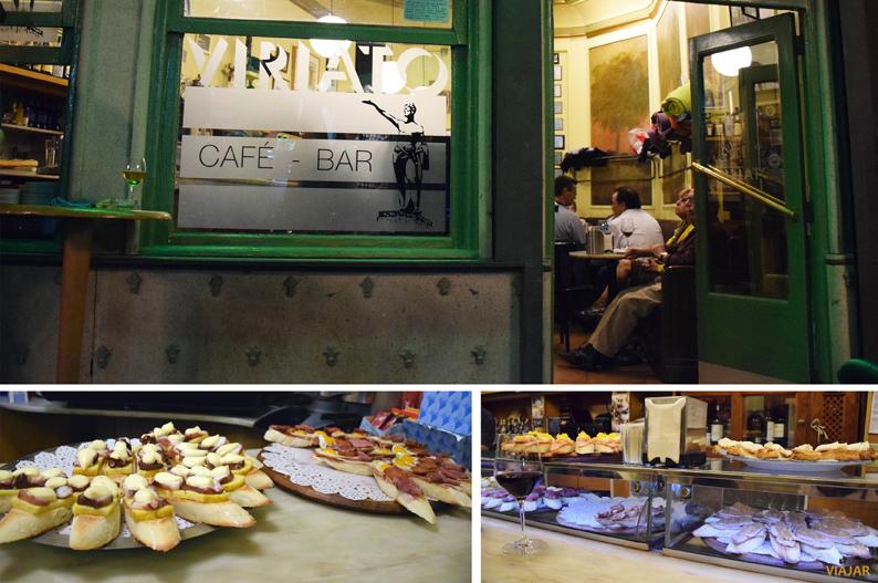 Café Bar Viriato. Zamora