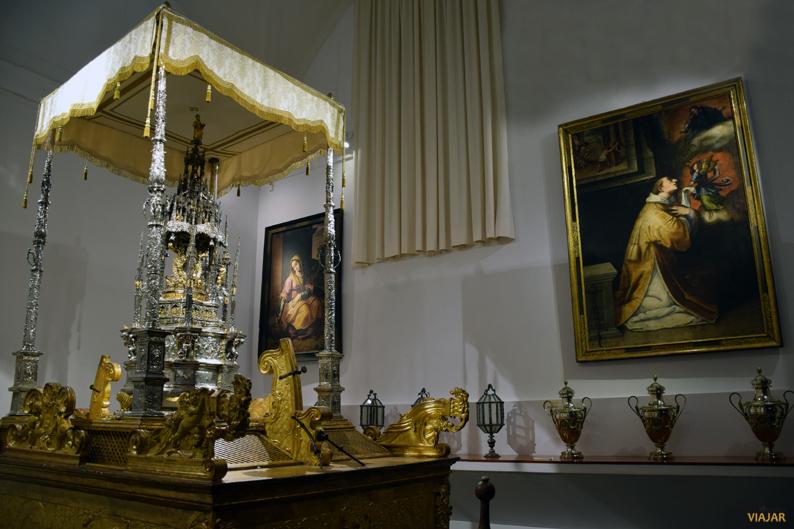 Custodia de 1515. Museo Catedralicio. Zamora
