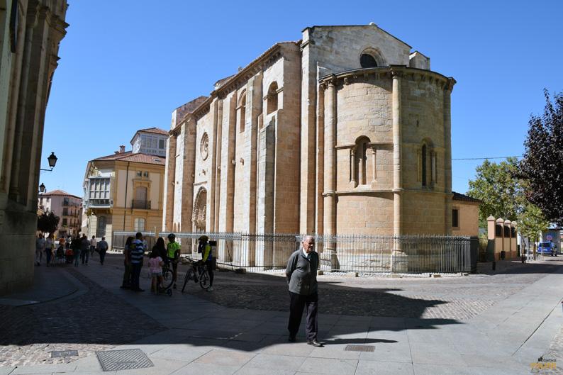 Iglesia de La Magdalena. Zamora