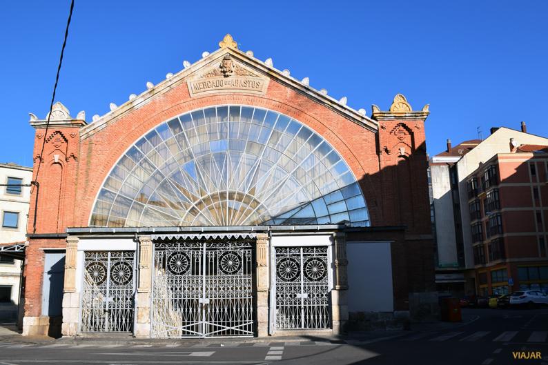 Mercado de Abastos. Zamora
