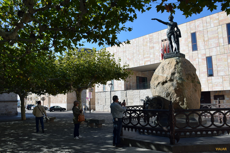 Plaza de Viriato. Zamora