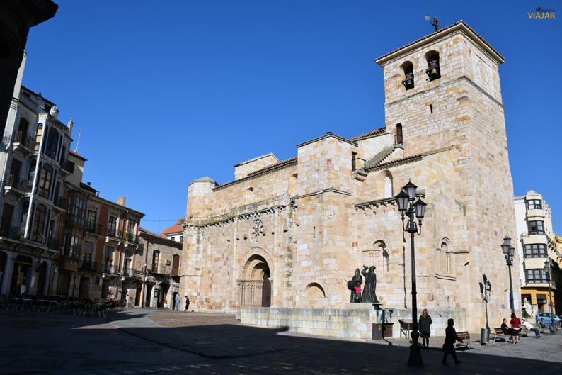 San Juan de Puerta Nueva. Zamora