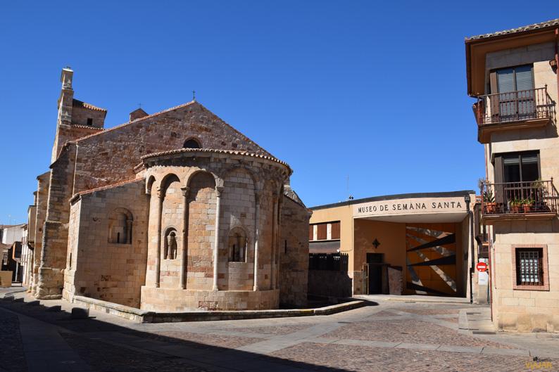 Santa María La Nueva y Museo de Semana Santa. Zamora