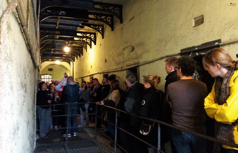 Visita guiada a Kilmainham Gaol. Dublín